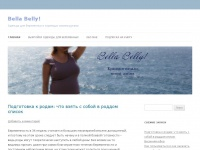 bellabelly.ru Thumbnail
