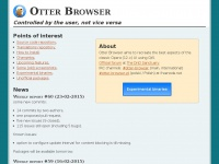 otter-browser.org