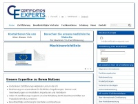 certification-experts.de