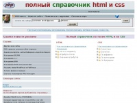 Html-css-reference.ru