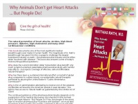 why-animals-dont-get-heart-attacks.org