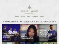 james p woods creative writing services