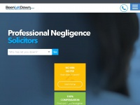 """professional negligence By eoin p campbell, llb, solicitor the term """"professional negligence"""" is a complicated one to define it relates to any professional occupation that has a duty of care to its clients, where the professional has been neglectful in his duties and the client has consequently suffered some form of loss – in most cases physical or financial."""