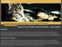 cats-exhibition.ru Thumbnail