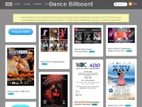dancebillboard.com