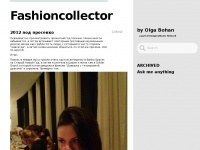 Fashioncollector.net