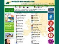 football-and-music.com