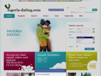 Mobile dating site in nigeria