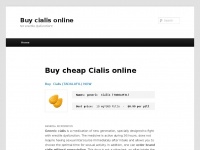 Buy Cialis Onlinebuy Cialis Online