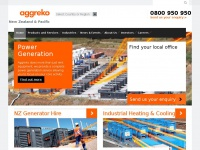 aggreko.co.nz